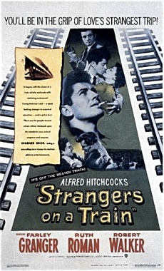 Next Movie: Strangers on a Train
