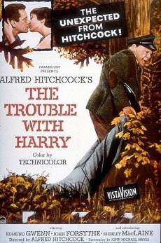 Next movie: The Trouble With Harry